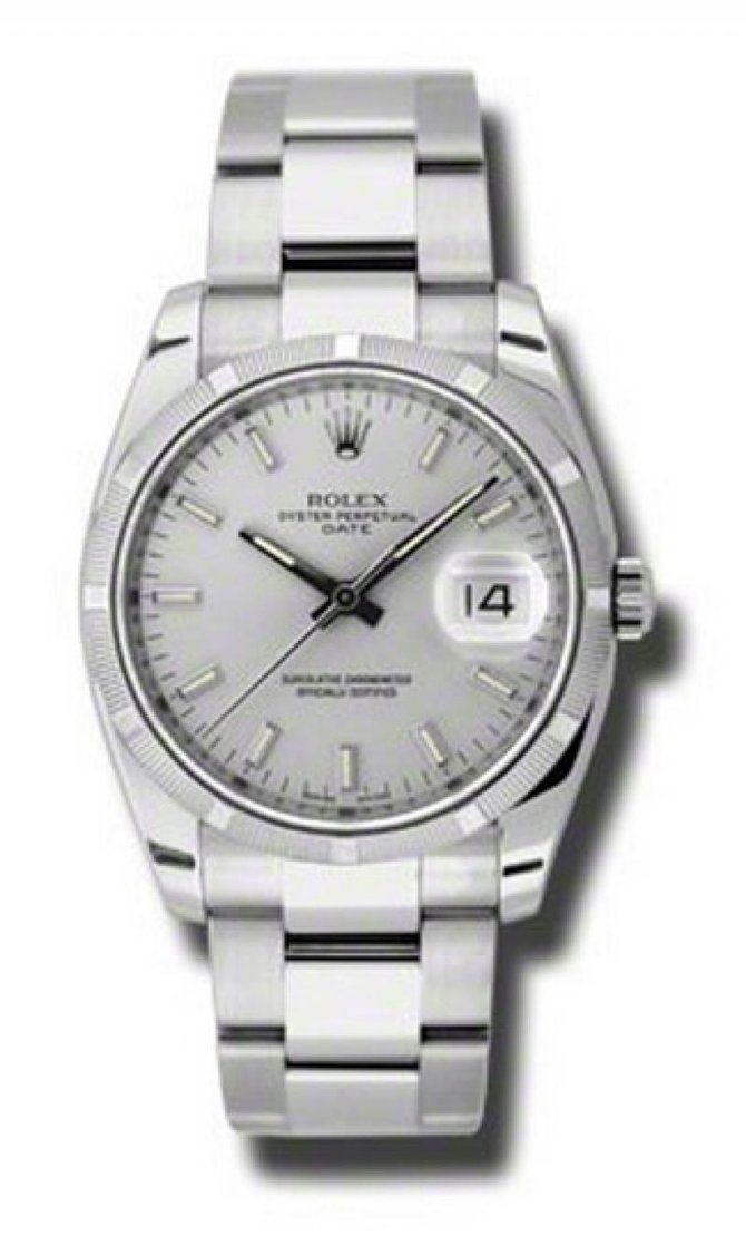 Rolex 115210 sio Oyster Perpetual Date Steel - фото 1