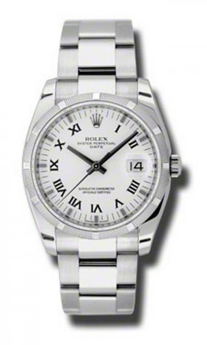 Rolex 115210 wro Oyster Perpetual Date Steel - фото 1