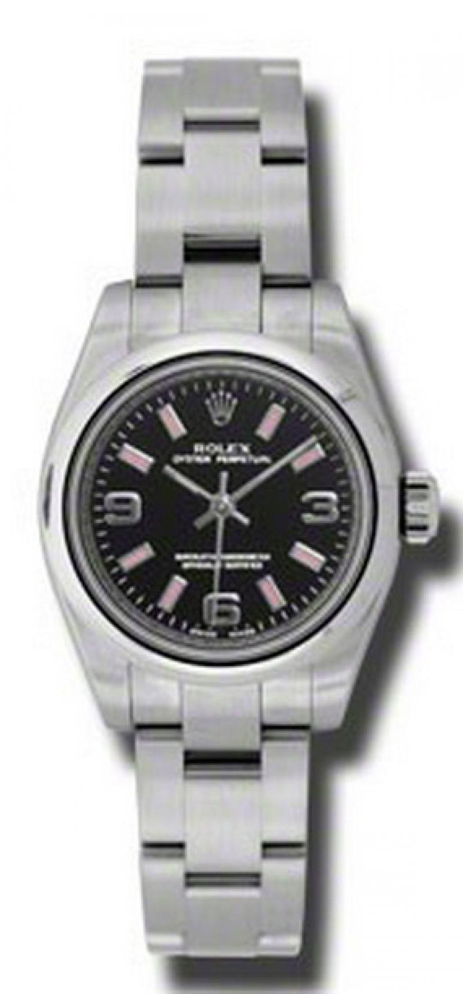 Rolex 176200 bkapio Oyster Perpetual Lady Oyster Perpetual Steel - фото 1