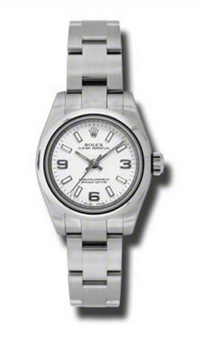 Rolex 176200 waio Oyster Perpetual Lady 26mm Steel - фото 1