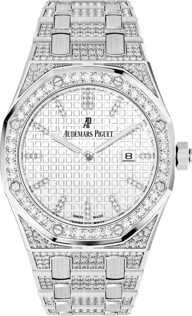 Audemars Piguet 67652BC.ZZ.1262BC.01 Royal Oak Quartz - фото 1