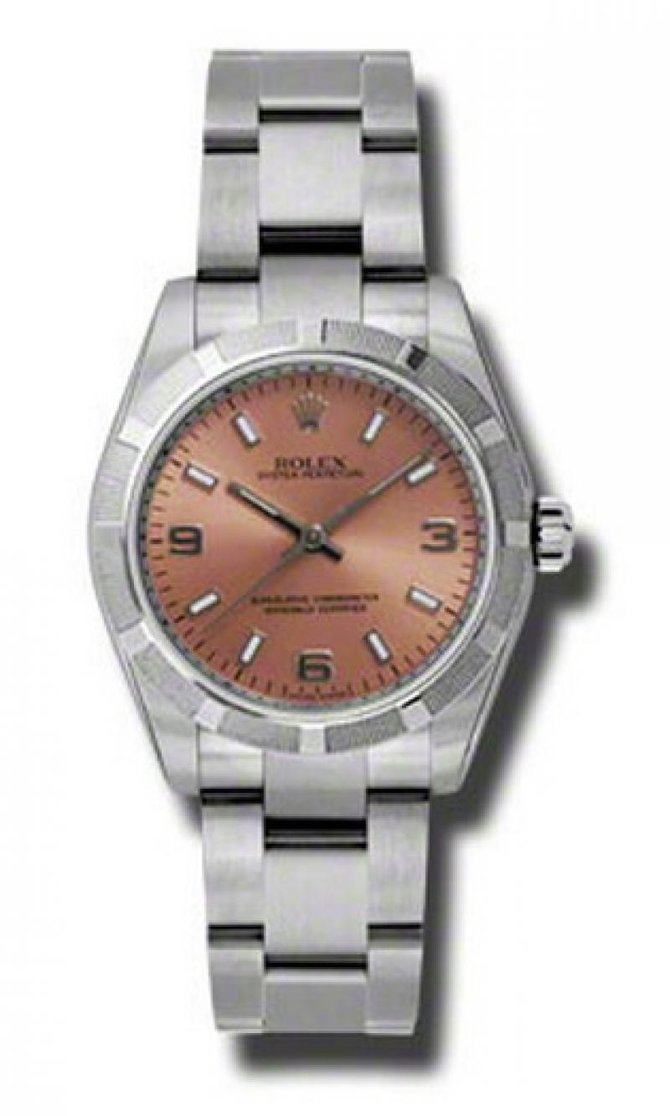 Rolex 177210 paio Oyster Perpetual Lady Steel - фото 1