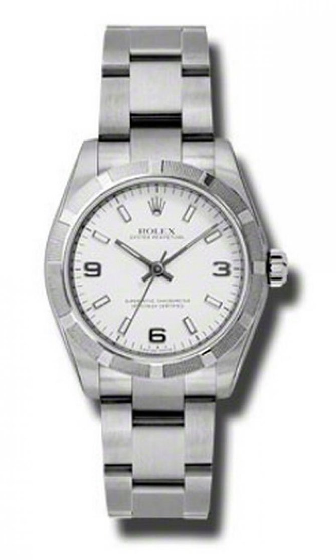 Rolex 177210 waio Oyster Perpetual Lady Steel - фото 1