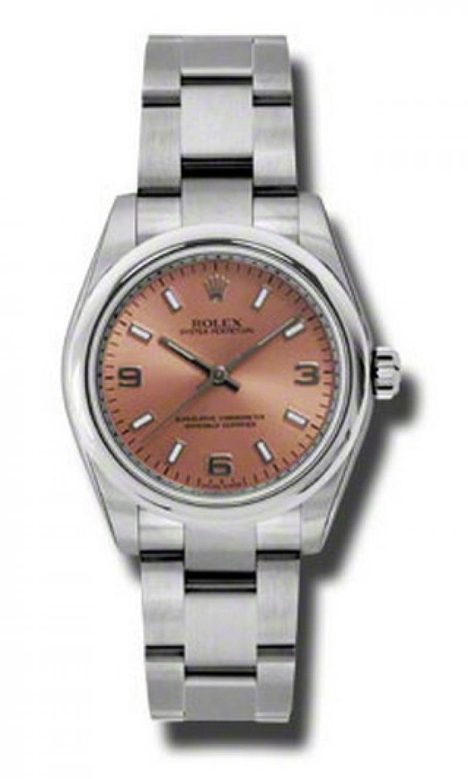 Rolex 177200 paio Oyster Perpetual Lady Steel - фото 1