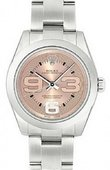 Rolex Oyster Perpetual 177200 Pink Lady Steel