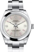 Rolex Oyster Perpetual M177200-0009 Lady Steel
