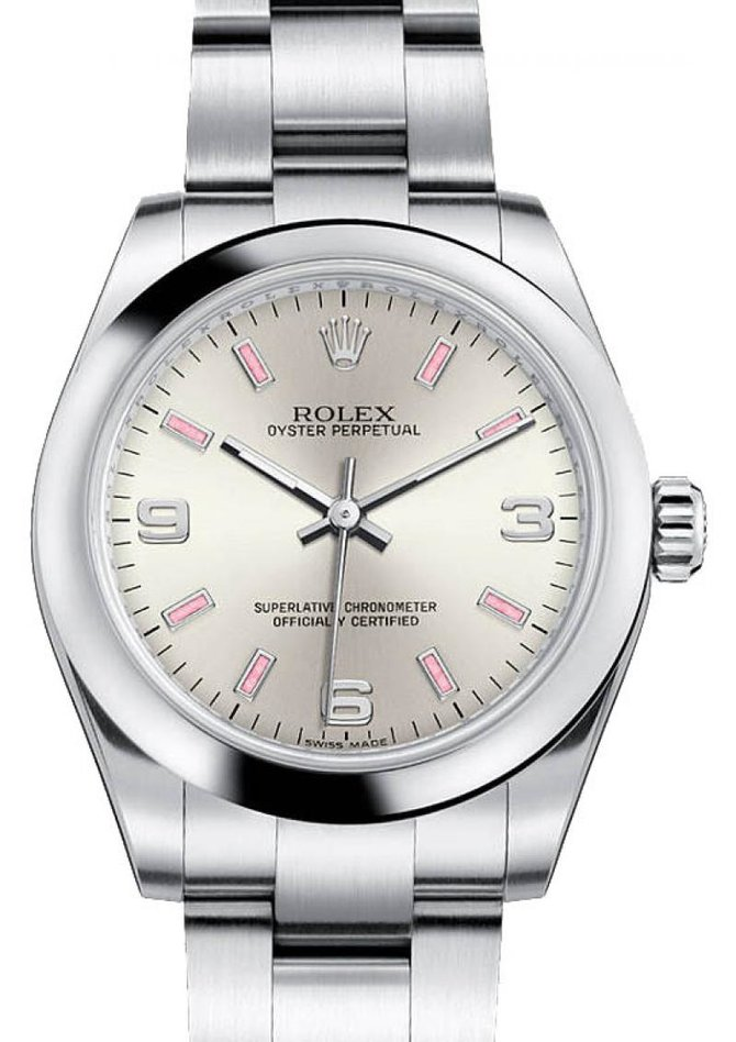 Rolex M177200-0009 Oyster Perpetual Lady Steel - фото 1