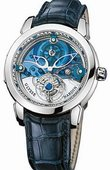 Ulysse Nardin Specialities 799-80 Royal Blue Tourbillon 41 мм