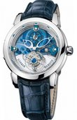 Ulysse Nardin Specialities 799-81 Royal Blue Tourbillon 41 мм