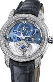 Ulysse Nardin Specialities 799-83 Royal Blue Tourbillon 41 мм