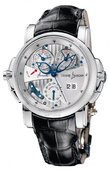 Ulysse Nardin Sonata 670-88 Cathedral Dual Time