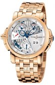 Ulysse Nardin Sonata 676-88-8 Cathedral Dual Time