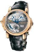 Ulysse Nardin Sonata 676-88/212 Cathedral Dual Time