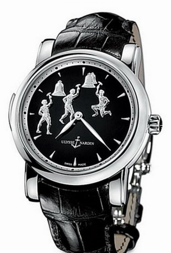 Ulysse Nardin 739-61/E2 Specialities Triple Jack Minute Repeater
