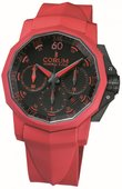 Corum Admirals Cup Challenger 753.806.02/F376 AN31 Admiral`s Cup Challenger Chrono Rubber 44