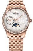 Zenith Ladies Collection 22.2310.692/81.M2310 ULTRA THIN LADY MOONPHASE