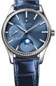 Zenith Ladies Collection 16.2310.692/51.C705 ULTRA THIN LADY MOONPHASE