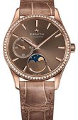 Zenith Ladies Collection 22.2310.692/75.C709 ULTRA THIN LADY MOONPHASE