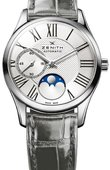Zenith Ladies Collection 03.2310.692/02.C706 ULTRA THIN LADY MOONPHASE