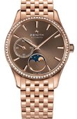 Zenith Ladies Collection 22.2310.692/75.M2310 ULTRA THIN LADY MOONPHASE