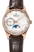 Zenith Ladies Collection 22.2310.692/81.C709 Ultra Thin Lady Moonphase