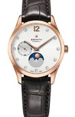 Zenith Ladies Collection 18.2311.692/03.C498 ULTRA THIN LADY MOONPHASE BOUTIQUE EDITION