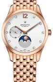 Zenith Ladies Collection 18.2311.692/03.M2310 ULTRA THIN LADY MOONPHASE BOUTIQUE EDITION