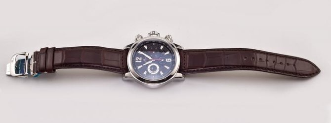 1758421 Jaeger LeCoultre Chronograph 2 Master Compressor