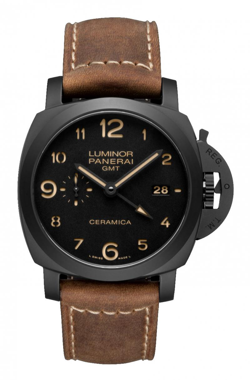 PAM00441 Officine Panerai 3 Days GMT Automatic Ceramica Luminor