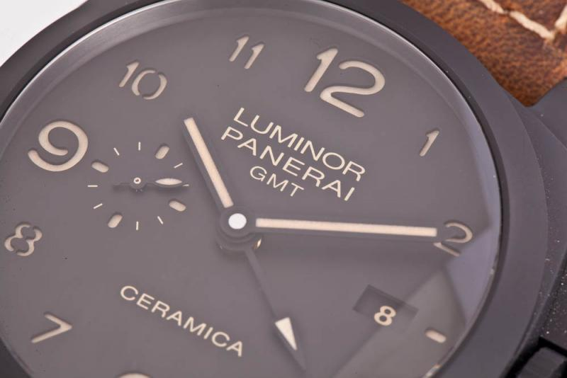 часы luminor panerai gmt цена парка