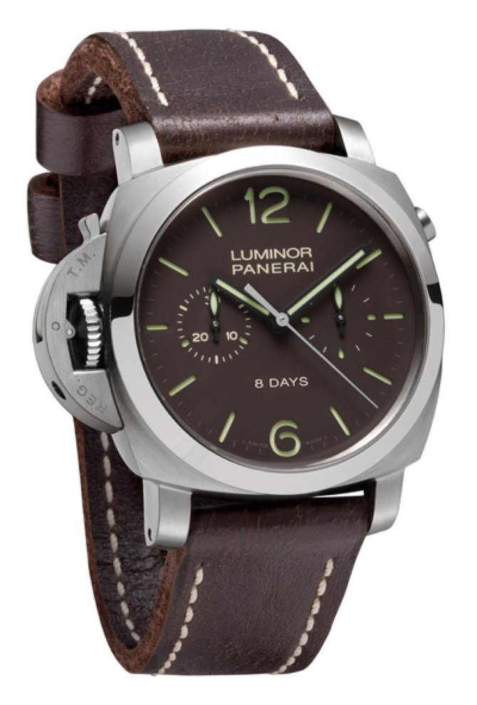 PAM00345 Officine Panerai Luminor 1950 Chrono Left-handed Limited Edition 150 Special Editions