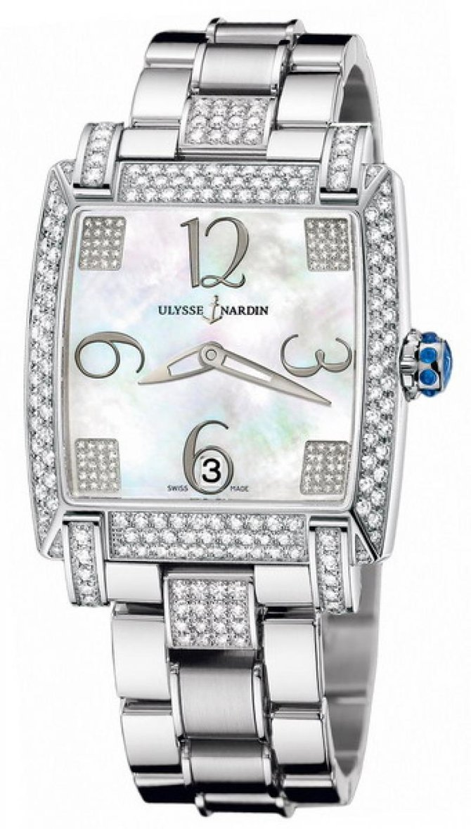 Ulysse Nardin 130-91AC-8C/601 Caprice Full Diamonds