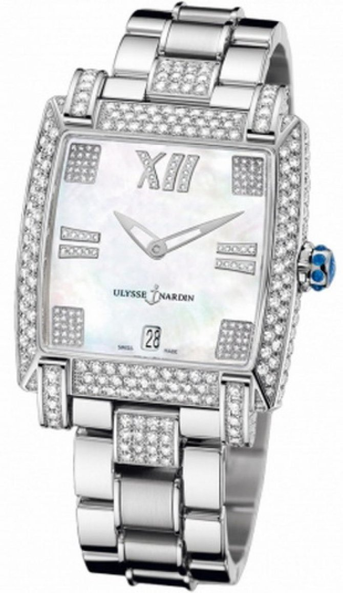 Ulysse Nardin 130-91FC-8C/301 Caprice Full Diamonds