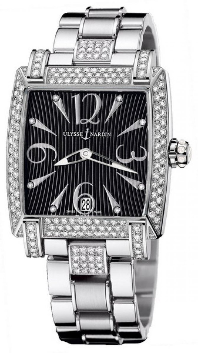 Ulysse Nardin 133-91AC-7C/06-02 Caprice Full Diamonds