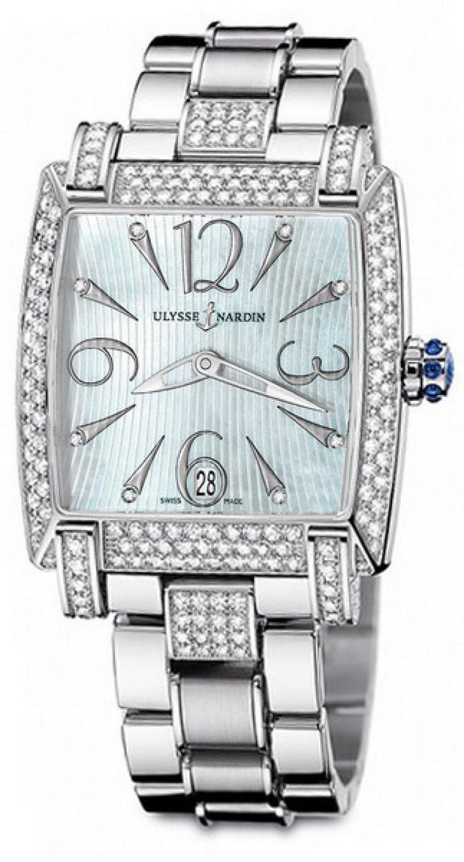 Ulysse Nardin 133-91AC-7C/693 Caprice Full Diamonds