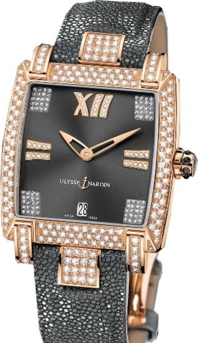 Ulysse Nardin 136-91AC/309 Caprice Full Diamonds