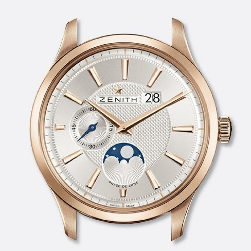 18.2140.691-02.M2140 Zenith MOONPHASE Captain