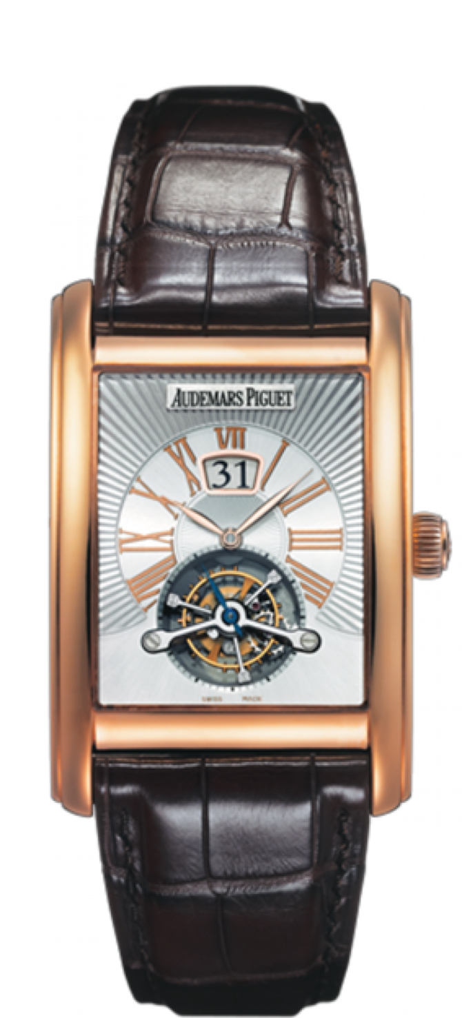 26009OR.OO.D088CR.01 Audemars Piguet Tourbillon Large Date Edward Piguet