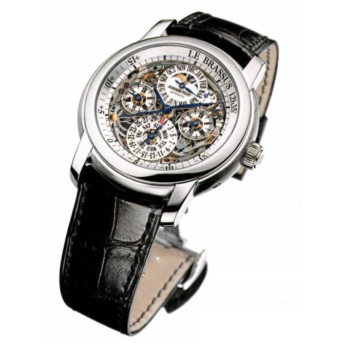 26053PT.OO.D002CR.01 Audemars Piguet Equation of Time Skeleton Jules Audemars