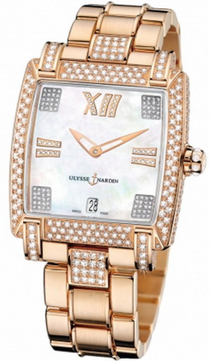 Ulysse Nardin 136-91FC-8C/301 Caprice Full Diamonds