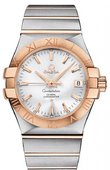 Omega Constellation 123.20.35.20.02-001 Co-axial