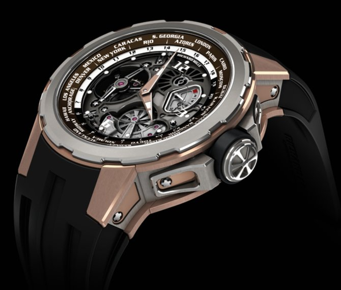 Richard Mille RM 58-01 World Timer - Jean Todt RM Limited Edition - фото 2