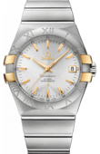 Omega Constellation 123.20.35.20.02-004 Co-axial