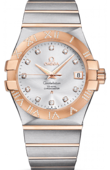 Omega Constellation 123.25.35.20.52-003 Co-axial
