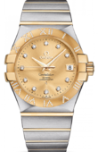 Omega Constellation 123.25.35.20.58-002 Co-axial