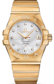 Omega Constellation 123.55.35.20.52-004 Co-axial