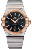 Omega Constellation 123.20.35.20.01-001 Co-axial