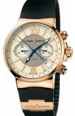 Ulysse Nardin Maxi Marine Chronometer 41mm 356-66-3/354  Marine Collection