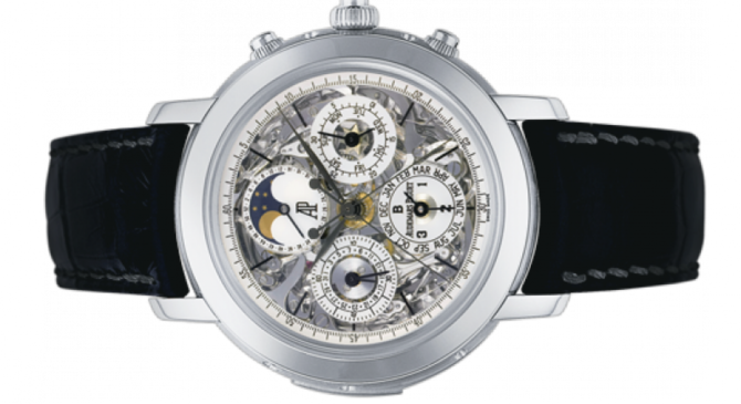 Audemars Piguet 25996PT.OO.D002CR.01 Jules Audemars Grande Complication - фото 2
