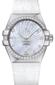 Omega Constellation Ladies 123.18.35.20.55-001 Co-axial